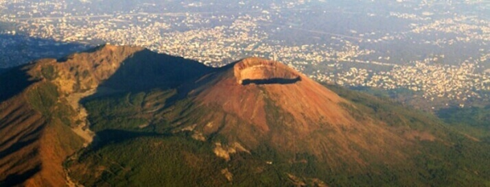 The Wonders of the Vesuvius National Park